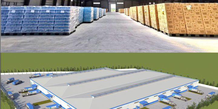 Nature's Spring Warehouse and Production Facility Phase 1